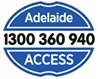 [The logo for Adelaide Access Taxis]